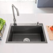 h5040-2-grey-single-bowl-nano-stainless-steel-sink