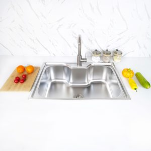 durable sink S-7050 front view