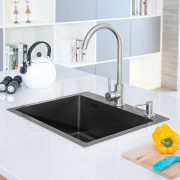 h5545-1-black-single-bowl-nano-stainless-steel-sink