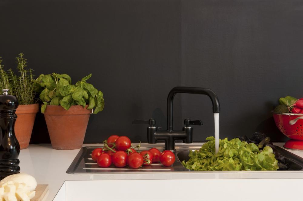 Nano Stainless Steel Sink